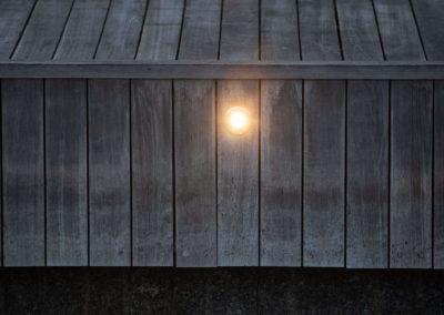 Dock details.